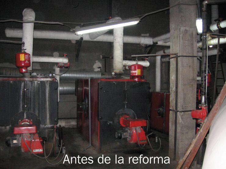 Cambio de caldera gas natural affordable cambio de - Tipos de calderas de gas natural ...